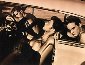 Boys at Butterfly Beach by Bruce Weber