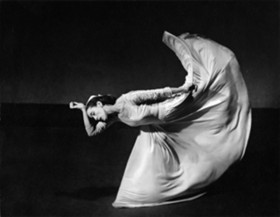Martha Graham by Barbara Morgan